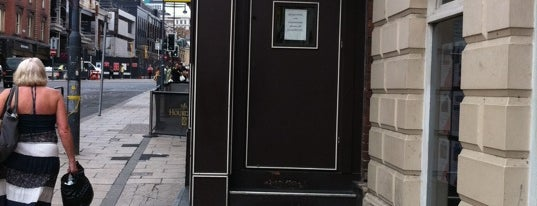 Smokestack is one of Leeds Top Bars & Pubs.