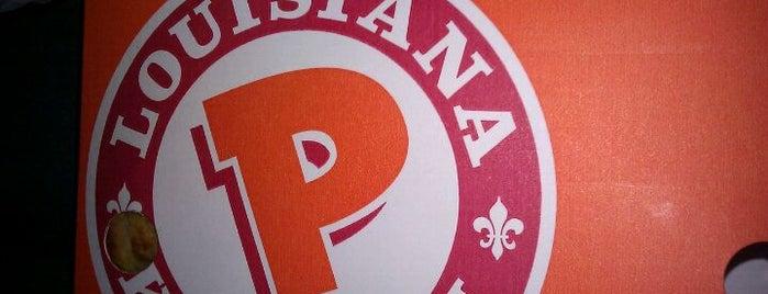 Popeyes Louisiana Kitchen is one of Posti che sono piaciuti a Aaron.