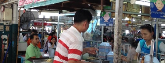 ก๋วยเตี๋ยวหมู เฮียล้ง ตลาดโอเดียน นครปฐม is one of Nakhon Pathom.