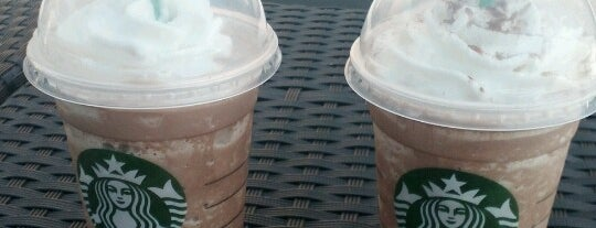 Starbucks is one of Our SWFL go-to.