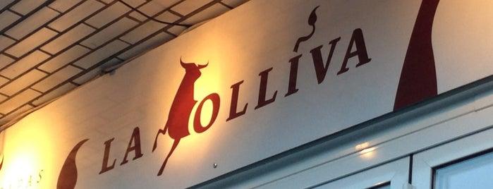 La Olliva is one of The List:Dusseldorf.