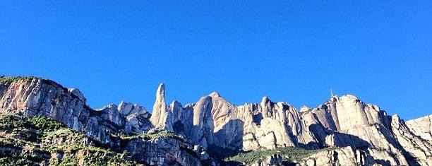 Monistrol de Montserrat is one of Отдых.