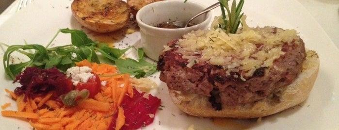 Alta Burguesia is one of Restaurantes e outros sitios onde se come ben.