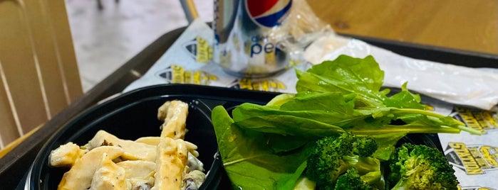 The Diet Station is one of Healthy restaurants | Riyadh 🥦.