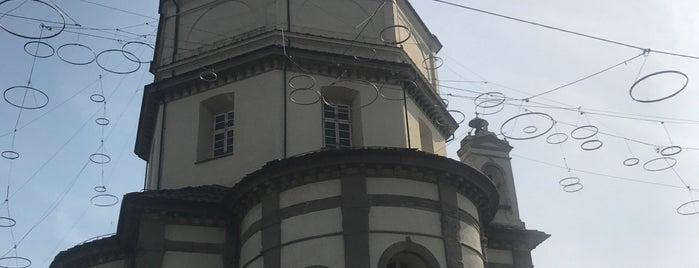 Chiesa e Convento di Santa Maria al Monte dei Cappuccini is one of Torino.