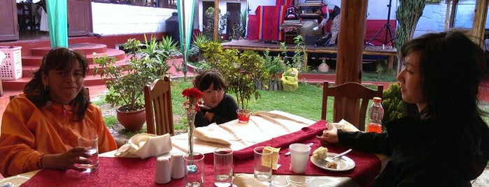 Inka House is one of Tempat yang Disukai Arif.