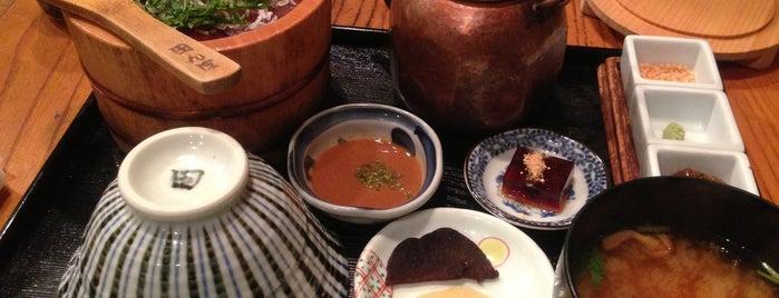 Ohitsuzen Tanbo is one of Japan Food Wishlist.
