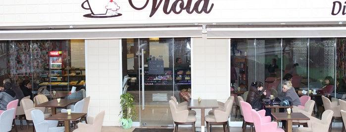 Viola Cafe Pastane is one of Orte, die Pınar gefallen.