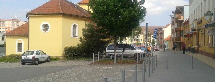 Otrokovice is one of สถานที่ที่ Veronika ถูกใจ.