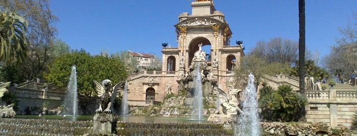 Parque de la Ciudadela is one of Barcelona.