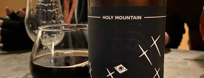 Holy Mountain Brewing Company is one of Seattle.