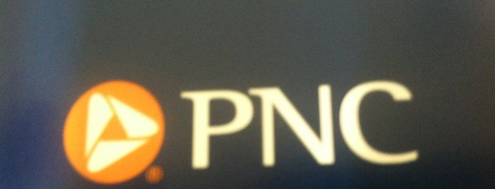 PNC Bank is one of Bill 님이 저장한 장소.