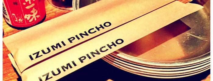 IZUMI PINCHO is one of 行きたい.