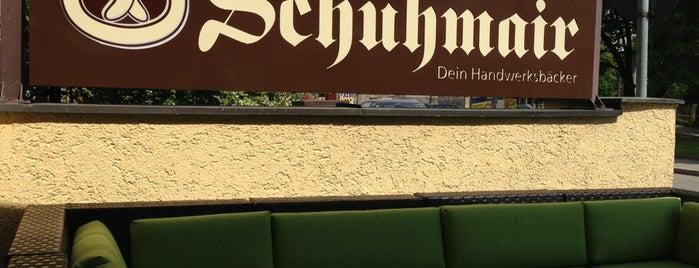 Bäckerei Schuhmair is one of Meine Orte.
