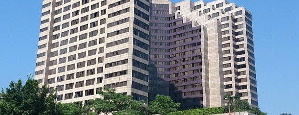 Grand Hyatt Taipei is one of Locais curtidos por Montréal.