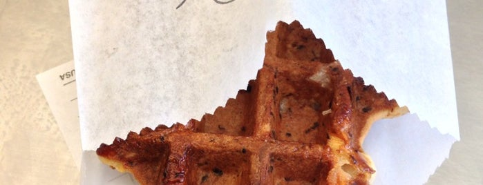 Suite Foods Waffle Shop is one of SF Breakfast & Brunch.