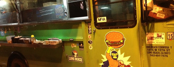 el burger luchador is one of Bill'in Beğendiği Mekanlar.