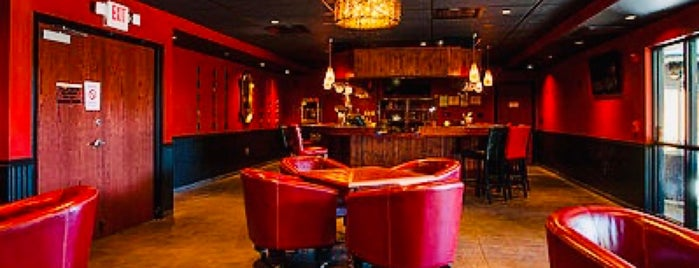 Executive Escape Lounge is one of Cool bars.