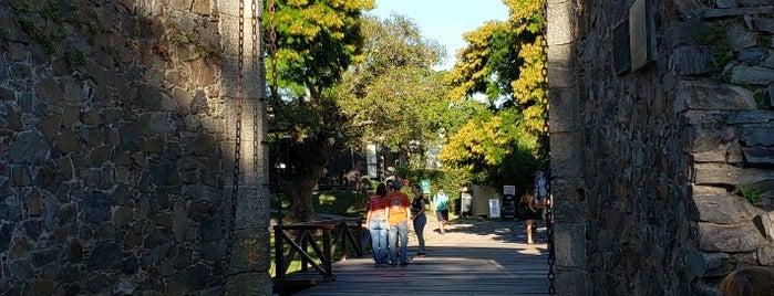 Puerta De Laciudadela is one of Uruguay.