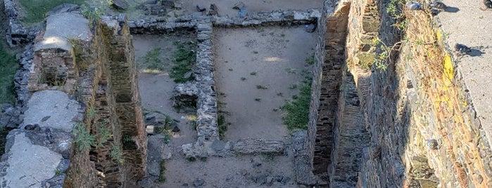Ruinas del Convento de San Francisco is one of Uruguay.
