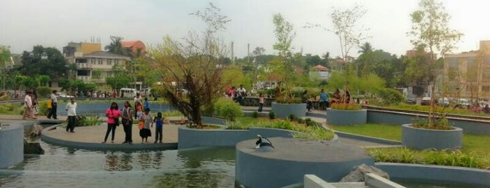 Urban Wetland Park is one of Lieux qui ont plu à Vishan.
