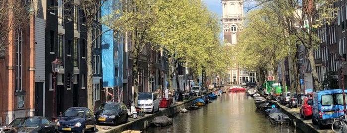 Groenburgwal is one of Amsterdam 2019 🌷🚲.