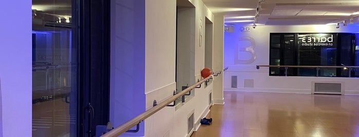 barre3 is one of Gyms I want to try.