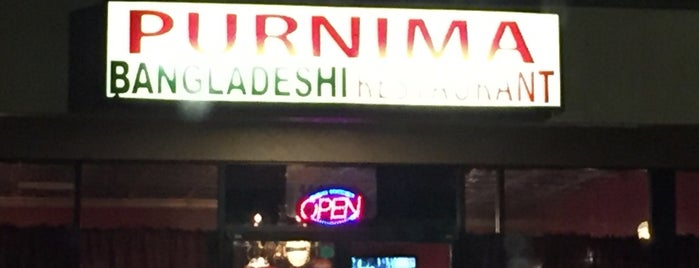 Purnima is one of ATL eats and drinks.