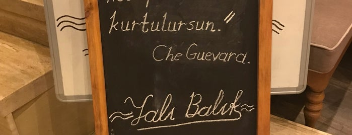 Yalı Balık is one of Deneeee.
