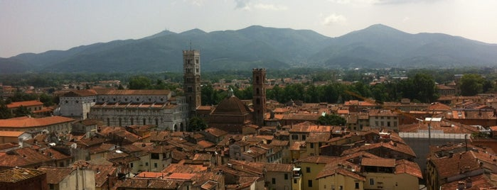 Torre delle Ore is one of Tuscany.