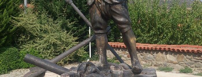 Birgi Meydanı is one of Tire Ödemiş Birgi.
