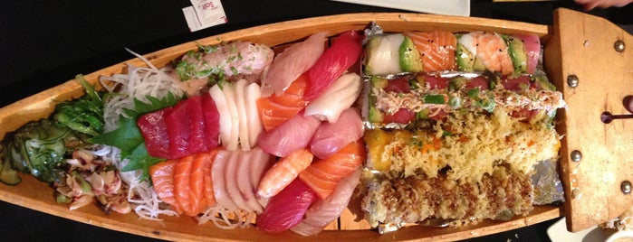 Sushi on Fire is one of Favorite อาหารนานาชาติ (#278).