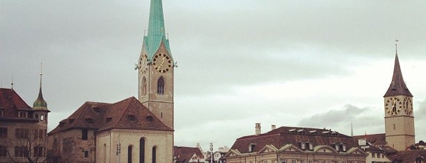 Zürich is one of Cities I've Visited.