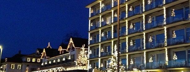Hotel Seeburg is one of Lugares favoritos de Hemera.