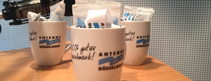 Antenne Düsseldorf is one of MyWorkspaces.