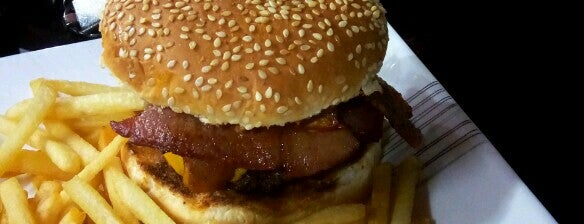 Burger Box is one of Kárenさんのお気に入りスポット.