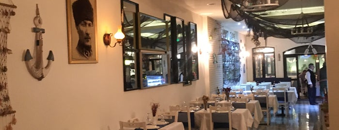 Nişantaşı Balıkçısı is one of Meyhane/Taverna.