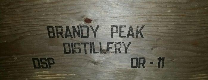 Oregon Distillery Trail