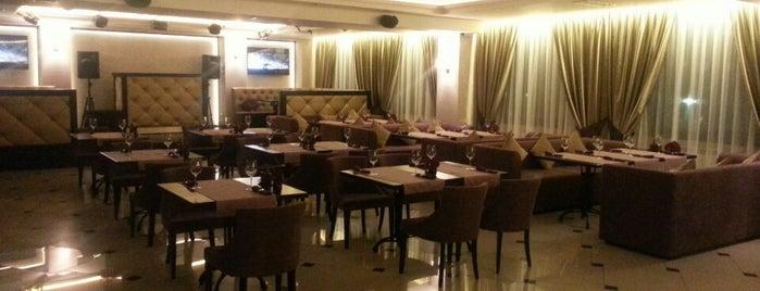 Ресторанный комплекс «Кастом» is one of Sophia.