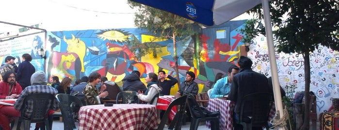 Yivli Cafe is one of Antalya.