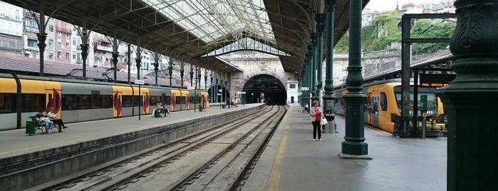 Estação Ferroviária de Porto-São Bento is one of Portugal.