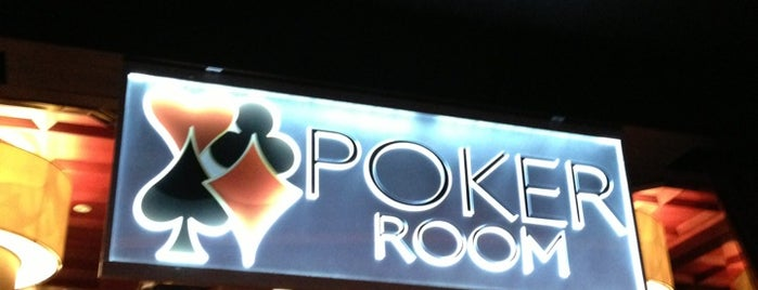 Poker Room is one of Lugares favoritos de Michael.