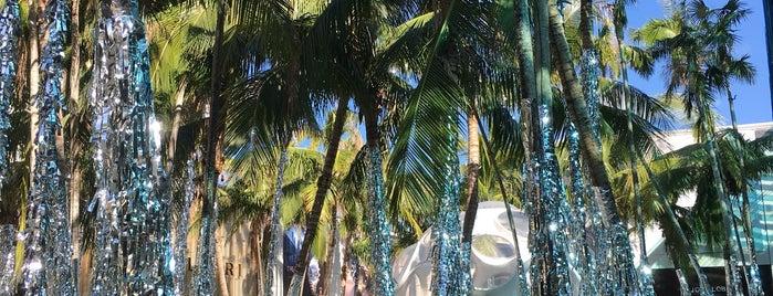 Miami Design District is one of Art Basel / Miami.