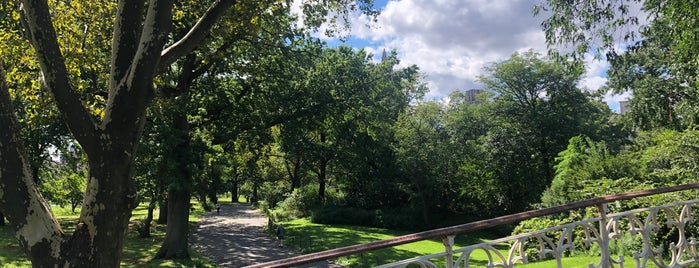 Central Park - Gothic Bridge is one of New york 2018.