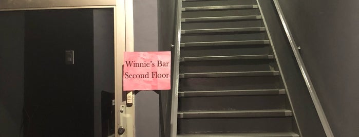 Winnie's Bar is one of Downtown.