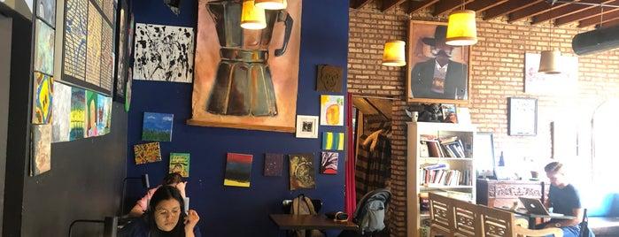 Emerald City Coffee is one of Stephen'in Beğendiği Mekanlar.