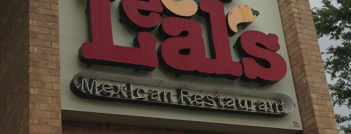 Leal's Mexican Restaurant is one of Good Vibes.