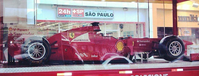 Posto Shell is one of Compras.