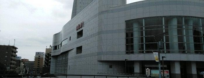 川口総合文化センターリリア メインホール is one of 神輿で訪れた場所-1.