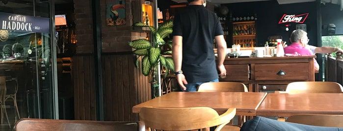 Captain Haddock Pub & Deli is one of Sina'nın Beğendiği Mekanlar.